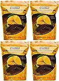 Kirkland Dark Chocolate Covered Mangoes 19.4 oz. (Pack of 2) Pack of 4