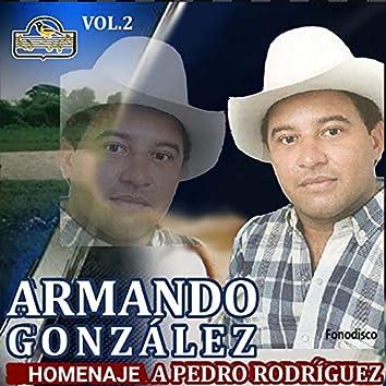 Homenaje a Pedro Rodríguez