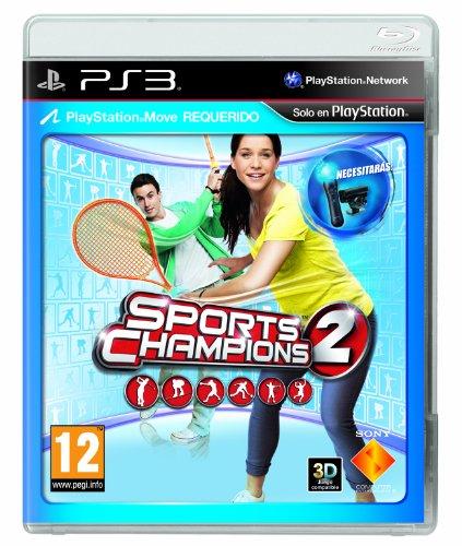 Sony Sports Champions 2, PS3 Basic PlayStation 3 ESP videogioco