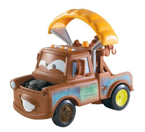 Cars - X0636 - Véhicule Miniature - Cars 2 - Véhicule Transformable - Martin Parachute