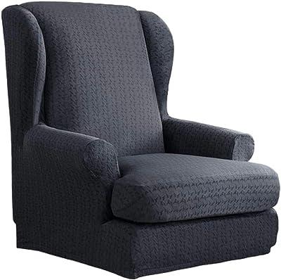 Eysa - Funda de sillón pies Juntos elástica Ulises - Color ...