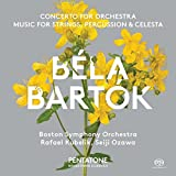 Bartok: Concerto for Orchestra - Boston Symphony Orchestra