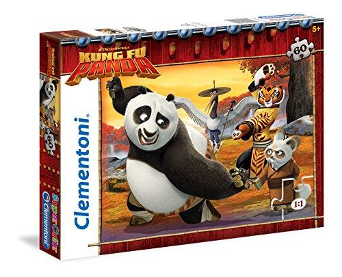 Clementoni 26942.6–60T Kung Fu Panda