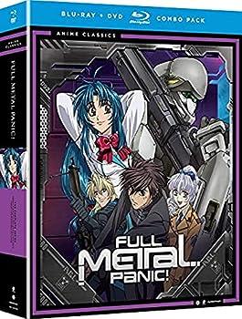 Full Metal Panic! - The Complete Series [Blu-ray]