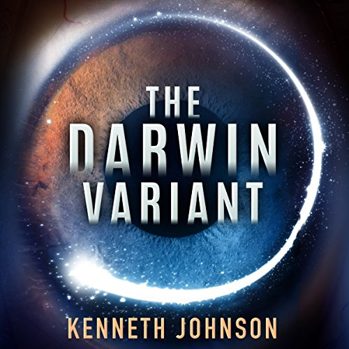 The Darwin Variant audiobook cover art