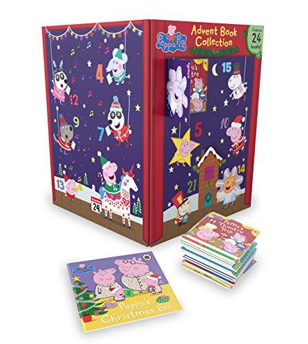 Peppa Pig: 2021 Advent Book Coll