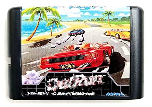 TYLJ MYBHD De 16 bits Maryland Tarjeta de Memoria para Sega Mega...