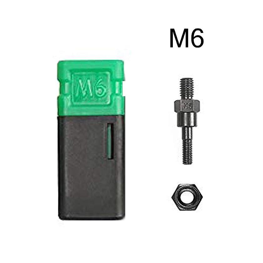 zision tool M6 Rivet Nut Gun Tip, Replacement Mandrel