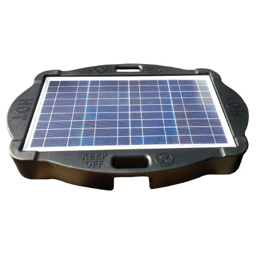 Natural Current NCFBSPACOV Savior Solar Powered Spa Cover, Float...