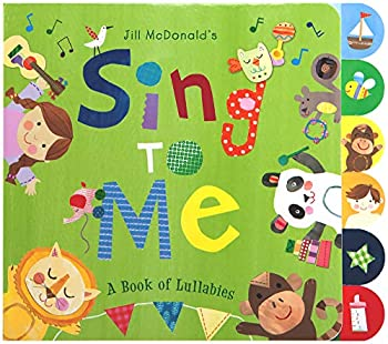 C.R Gibson  Sing to Me  Lullaby Book for Babies 10 x 8.7 x 0.5 inches 1 piece