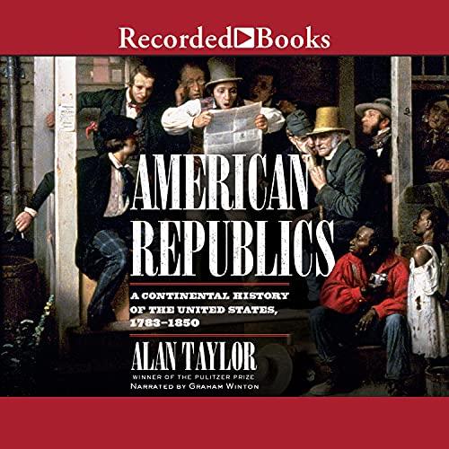 American Republics cover art