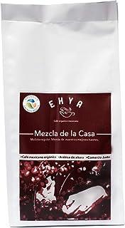 Ehya café orgánico, Mezcla de la casa, molido regular