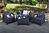 IMG-2 keter corfu lounge set mobili