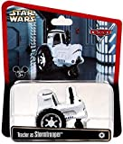 Disney Cars Star Wars Tractor as Stormtrooper Disney Mattel 1:55 Scale Limited Edition by Disney