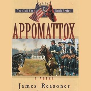 Appomattox audiobook cover art