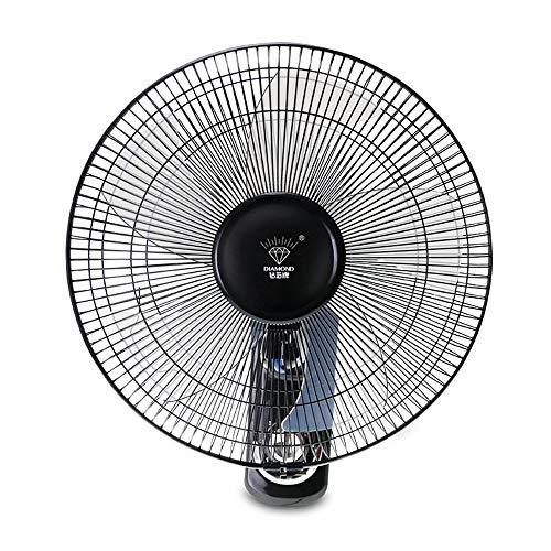 CCJW Wandventilator Handbuch Tischventilator/Studentenwohnheim Kleiner Ventilator/Home Mute Mini-Ventilator/Wandventilator Energiesparender Mute-Ventilator/Mechanischer Ventilator/Haushaltsv