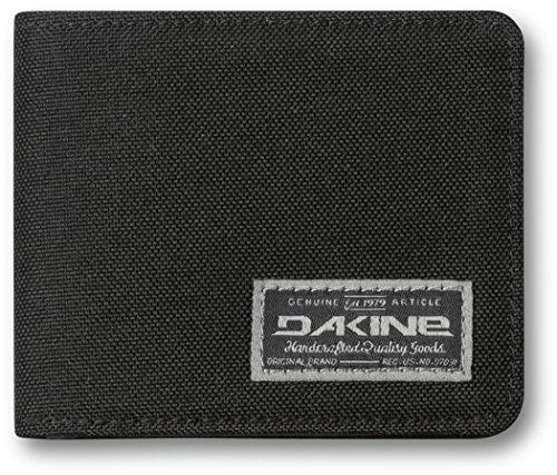 Dakine Homme, Payback Wallet Portefeuille, Noir, Taille Unique