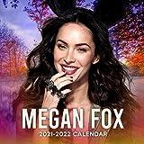 Megan Fox 2021-2022 Calendar: 18 Months 2021-2022 calendar with Megan Fox