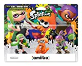 Nintendo Splatoon Series 3-Pack (Alt Colors) amiibo - Nintendo Wii U