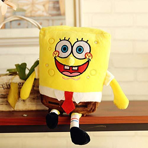 Spongebob Squarepants Big Star Knuffel Cartoon Anime Doll-SpongeBob SquarePants_70cm