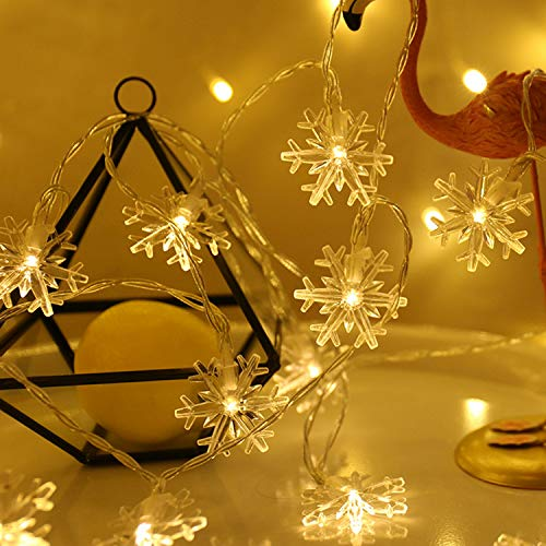 luz navidad nieve de la marca AUTOWT