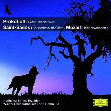 Peter und der Wolf/Der Karneval der Tiere/+