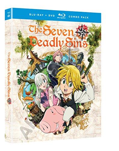 Seven Deadly Sins: Season One, Part One [Blu-ray]