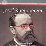Klavierquartett Op. 38 / Sonaten - . Rheinberger