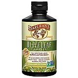 Barlean's Organic Oils Olive Leaf Complex Immune Support Liquid, 16 Ounce