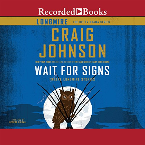Wait for Signs audiobook cover art