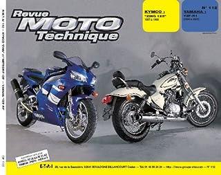 Rmt 112.2 Kymco 125/Yamaha R1
