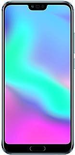 Honor Huawei 10 Dual Sim 128Gb Factory Unlocked 4G Smartphone International Version Glacier Grey