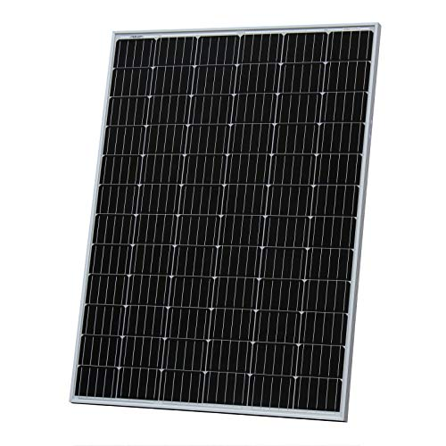 200W Photonic Universe monocrystalline solar panel for charg