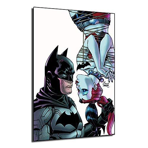 51aSQteYwBL Harley Quinn and Batman Posters