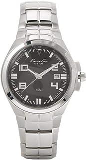Kenneth Cole Men Japanese Quartz Stainlessteel Watch KC9072