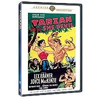 Tarzan & The She-Devil [DVD] [Import]