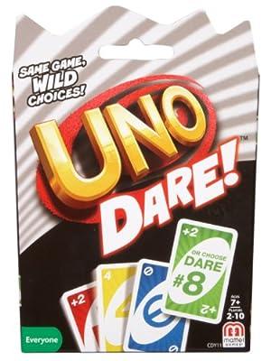 UNO: Dare - Card Game