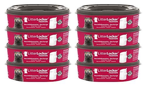 Litter Locker Paquete de 8 cartuchos de recambio.