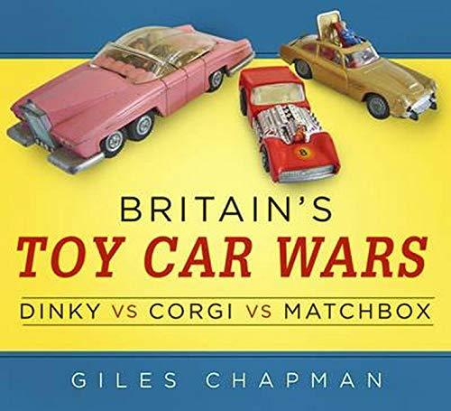 Britain's Toy Car Wars: Dinky Vs Corgi Vs Matchbox