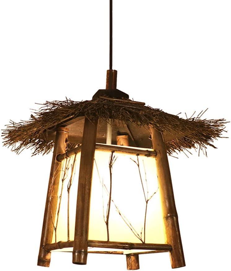 DENGJIN Antique Small House Shape Lamp Pendant Sing Super intense SALE Lighting E27 Import