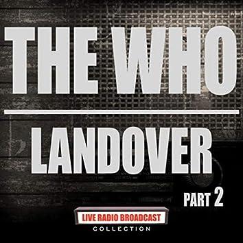 Landover Part 2 (Live)