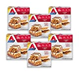 Atkins S'Mores Protein Meal Bar. Crispy & Creamy with Real Almond Butter. Keto-Friendly. (30 Bars)