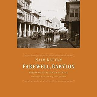 Farewell Babylon audiobook cover art