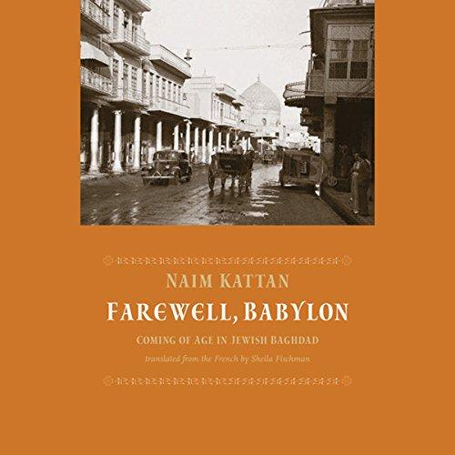 Farewell Babylon cover art