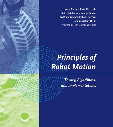 Principles of Robot Motion: Theory, Algorithms, and Implementations (Intelligent Robotics and Autonomous Agents series) (English Edition)