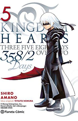 Kingdom Hearts 358/2 days nº 05/05 (Manga Shonen)