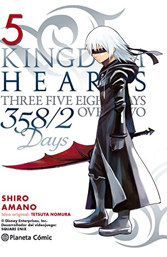 Kingdom hearts 358-2, Days 5