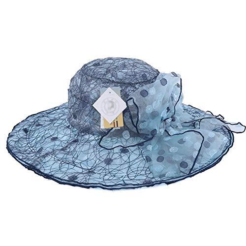 LGQBH Sombrero del Sol - Sombrero for el Sol Sombrero de Playa...