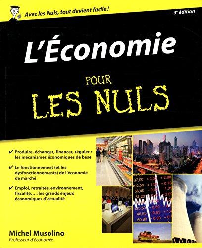 L'économie Pour les Nuls, 3ème...