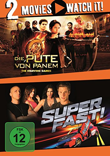 Die Pute von Panem - The Starving Games/Superfast!